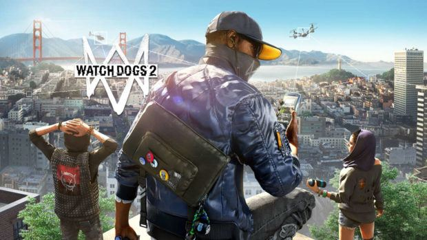 Watch Dogs 2 update 1.08