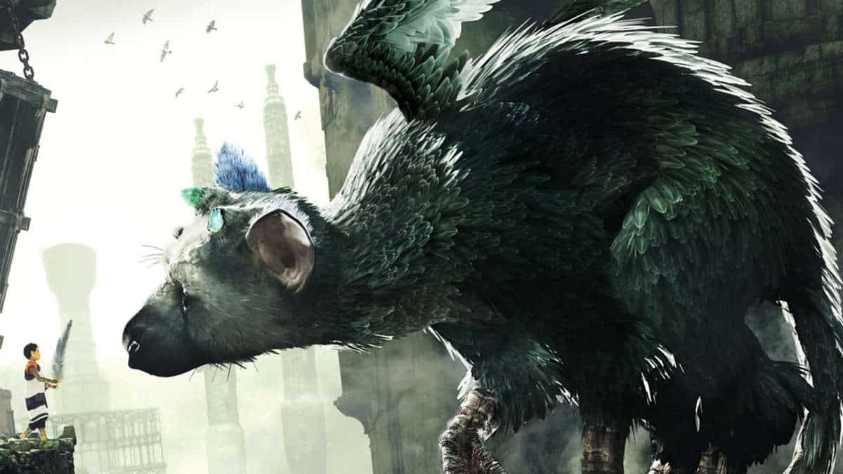 The Last Guardian Update 1.03