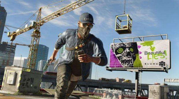 Watch Dogs 2 PC Update