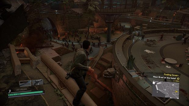 Dead Rising 4 Zombie Tags Locations
