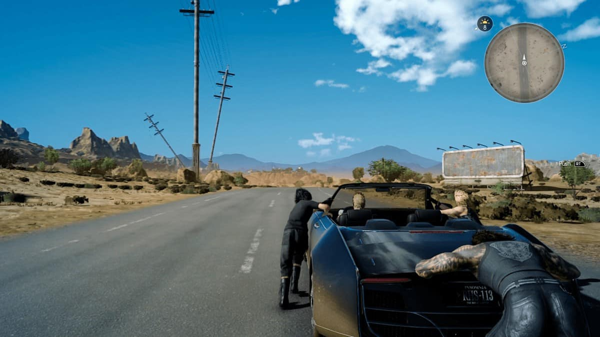 How To Find Magitek Core In Final Fantasy XV – A Better Drillbreaker Quest, Upgrade