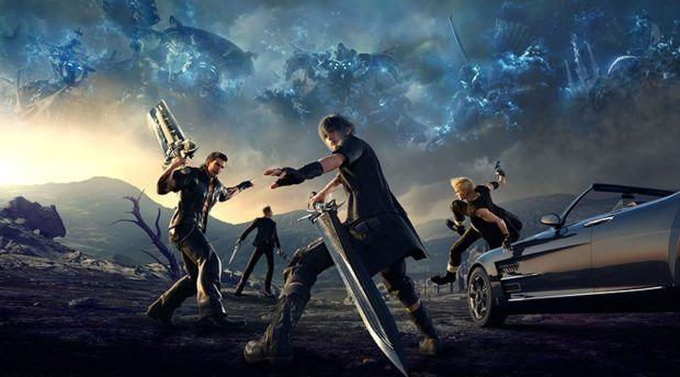 Square Enix Teases Final Fantasy 15 On Switch