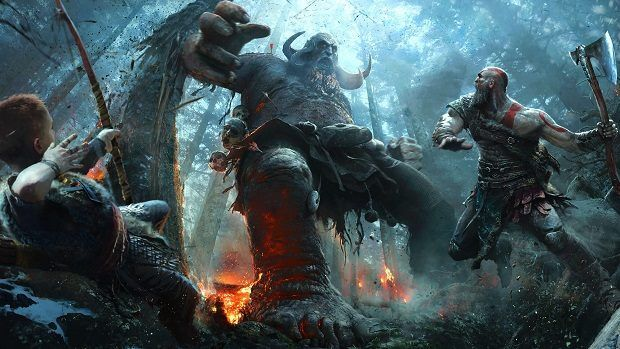 God of War Details its Difficulty Settings and HUD-Free