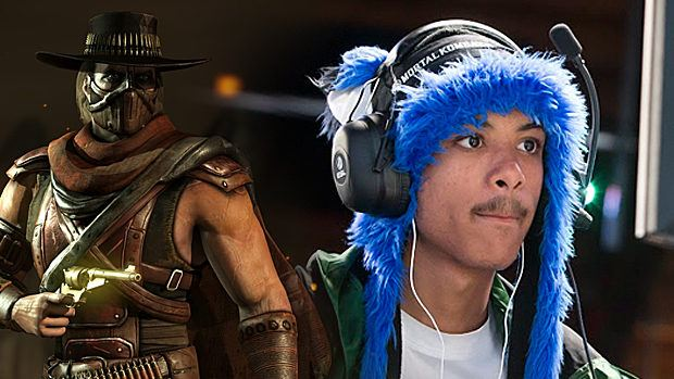 Mortal Kombat X - SonicFox and Erron Black