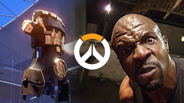 Terry Crews in Overwatch