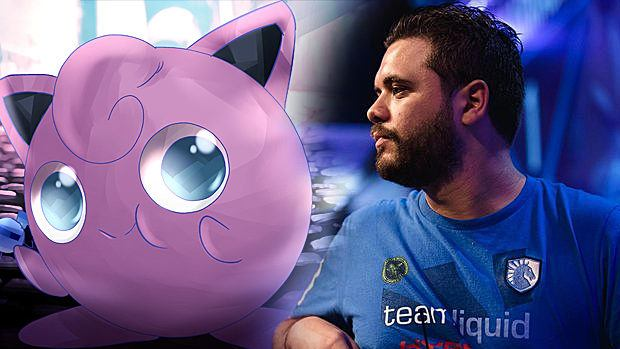 Super Smash Bros Melee - Hungrybox and Jigglypuff
