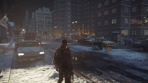 The Division PS4 Pro Patch