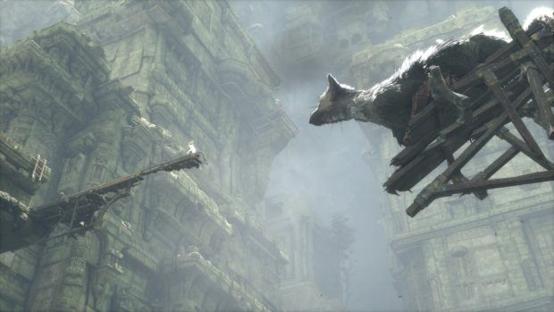 The Last Guardian Boy Bridge