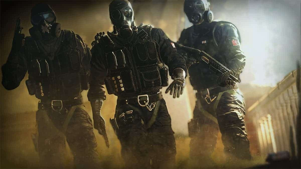 Rainbow Six Siege Mid-Season Reinforcement Patch