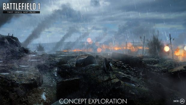 Battlefield 1 patch 1.05