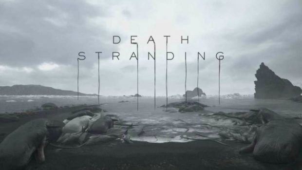 Death Stranding development