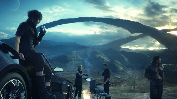 Final Fantasy XV sales