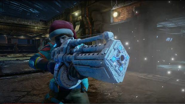 Gears Of War 4 Gearsmas Event