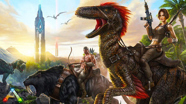 Ark Survival Evolved PC update