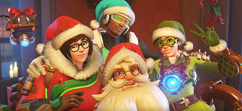 Overwatch Holiday Event