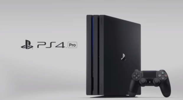 playstation 4 pro performance