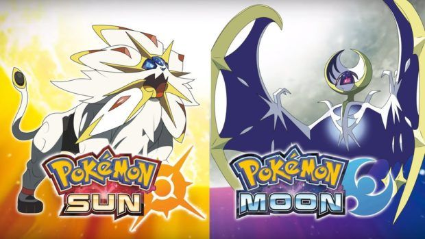 Pokémon Sun And Moon Trading Card expansion
