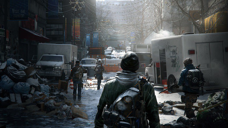The Division Xbox One X Enhanced Is Now Available Along With New Global Events