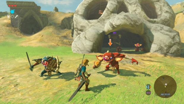 Zelda: Breath of the Wild 100 Percent Completion