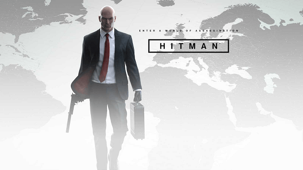 Hitman HDR support