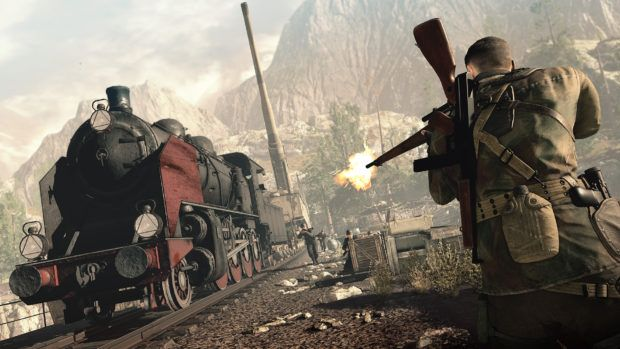 Sniper Elite 4 Multiplayer Maps