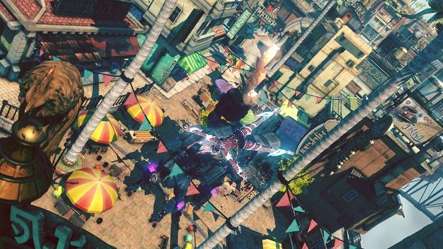 Gravity Rush 2 Manhole Locations Guide