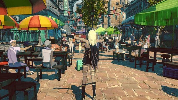 Gravity Rush 2 Treasure Hunts