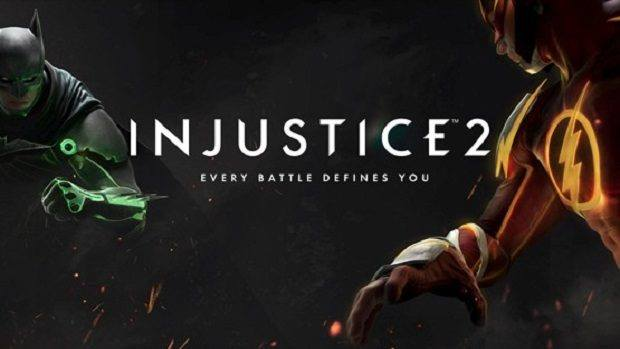 Injustice 2 Character Customization