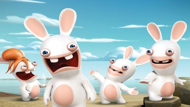 Rabbids and Mario crossover