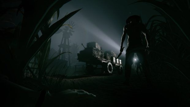 Outlast 2 Documents and Recordings