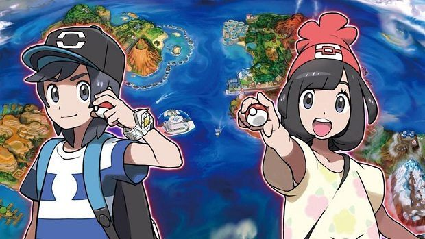 Pokémon Sun and Moon 5th Global Mission