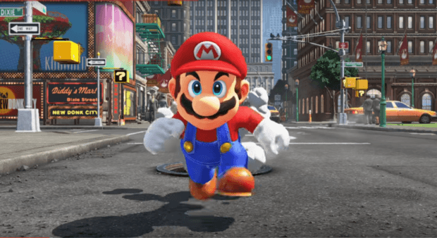 Nintendo says Mario's plumbing days are in the past