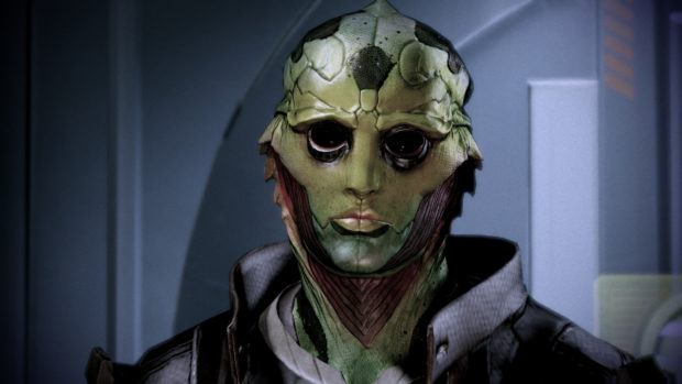 Thane Krios Mass Effect