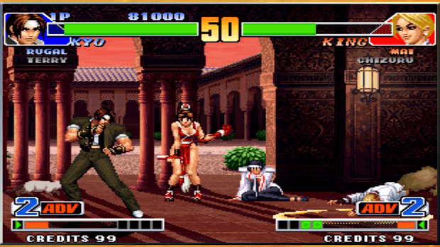 Nintendo Switch The King of Fighters '98