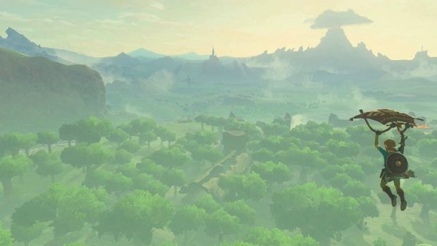 The Legend of Zelda Breath Of The Wild Download Size