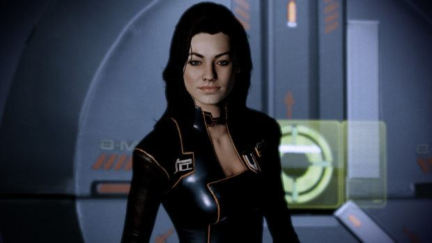 Miranda Lawson Mass Effect