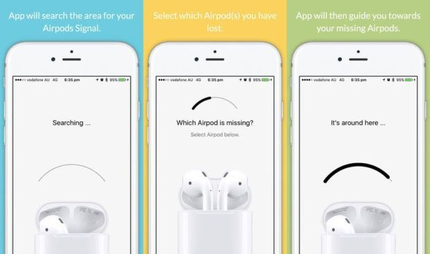 Finder For AirPods