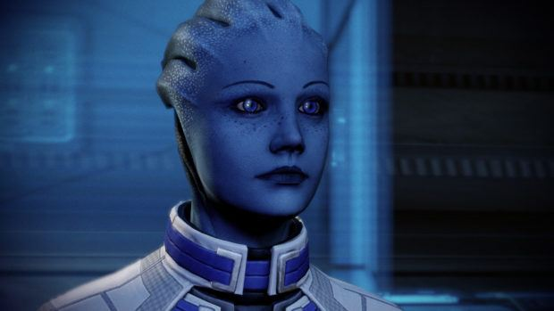 Liara T'Soni Mass Effect