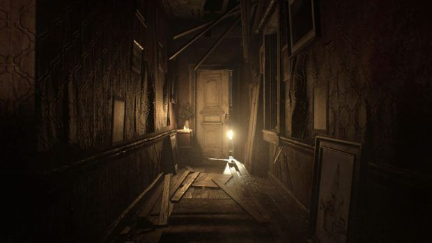 Resident Evil 7 Fuse Location