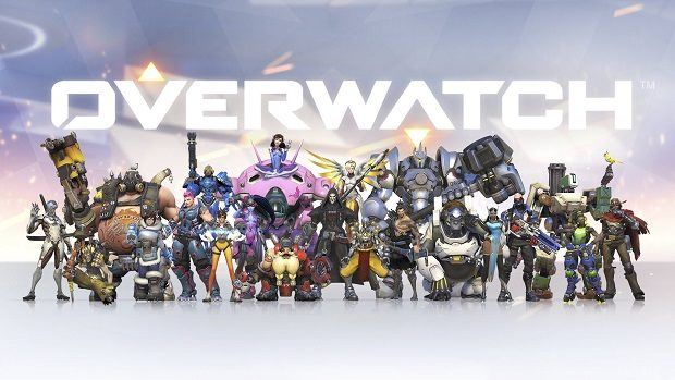 Overwatch and Playstation 4