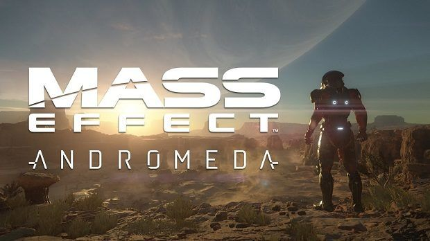 Mass Effect Andromedaweapons