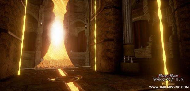 Prince of Persia, Warrior Within, recreated, Unreal Engine 4
