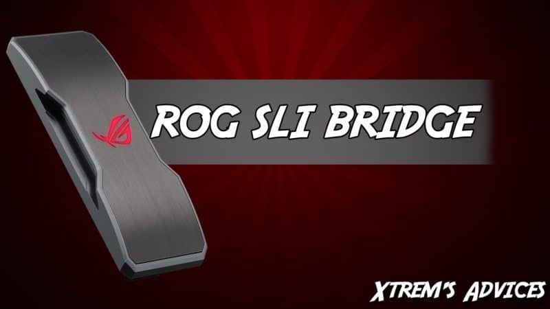 ROG SLI HB Bridge