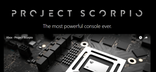 Xbox One, Project Scorpio, Specifications, Leaked