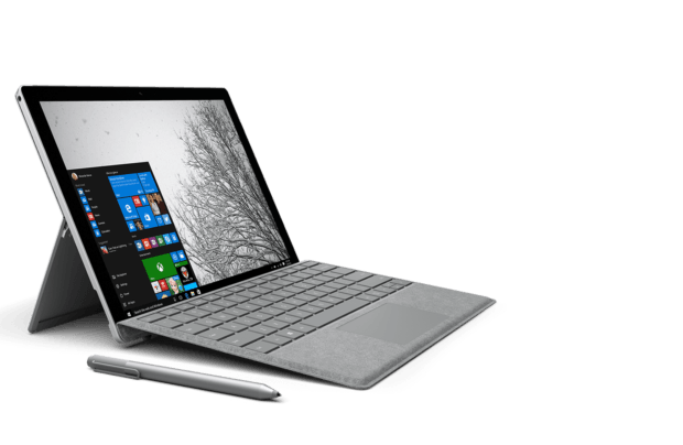 Surface Pro 4 Update