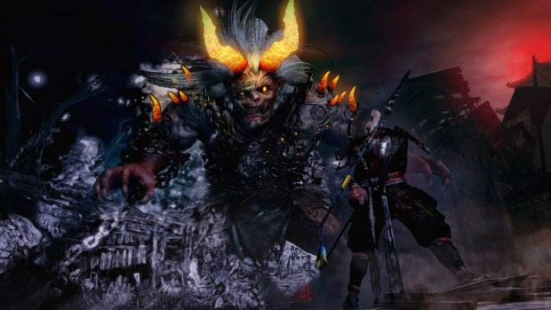 Nioh Day One Patch