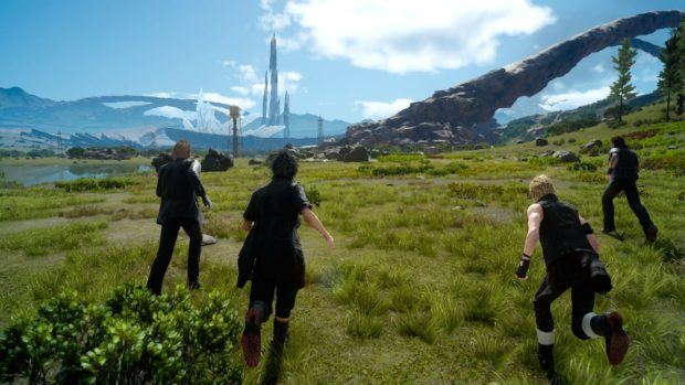 Final Fantasy 15-2 Not Happening Anytime Soon - Director