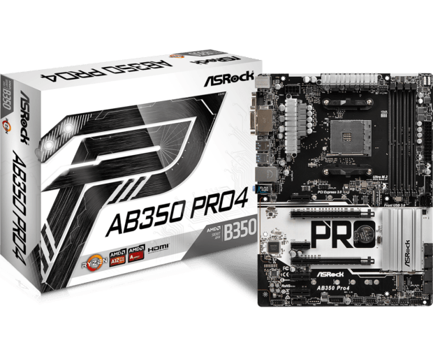 Four AM4 Socket Based ASRock Motherboards Launched, Built Specially