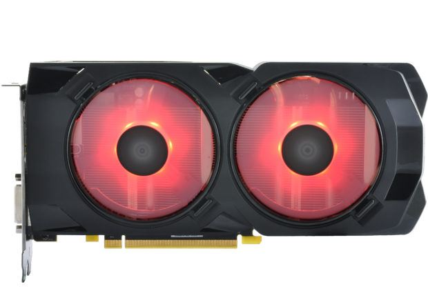 RX 480 Crimson Edition
