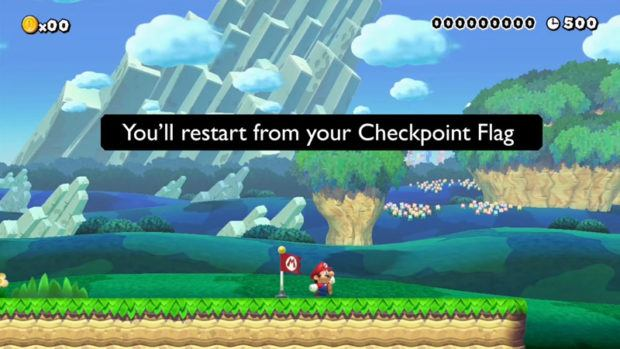 Checkpoint in Gaming